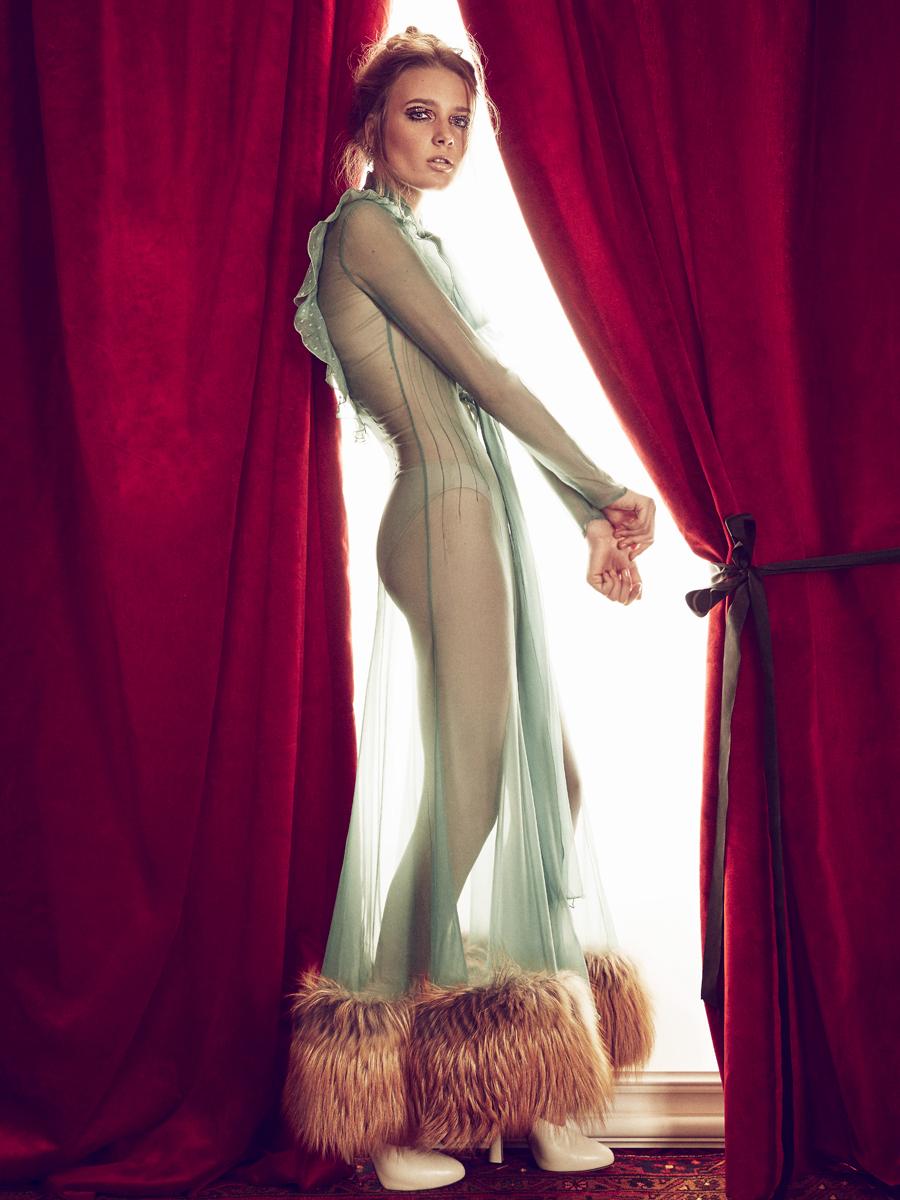 GLAMOUR FASHION SHOWS F04 018 - Ph.: Félix Valiente / Glamour España
